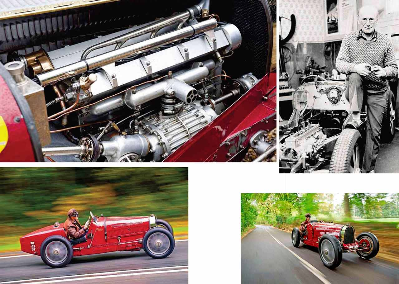 1933 Bugatti Type 51 road test