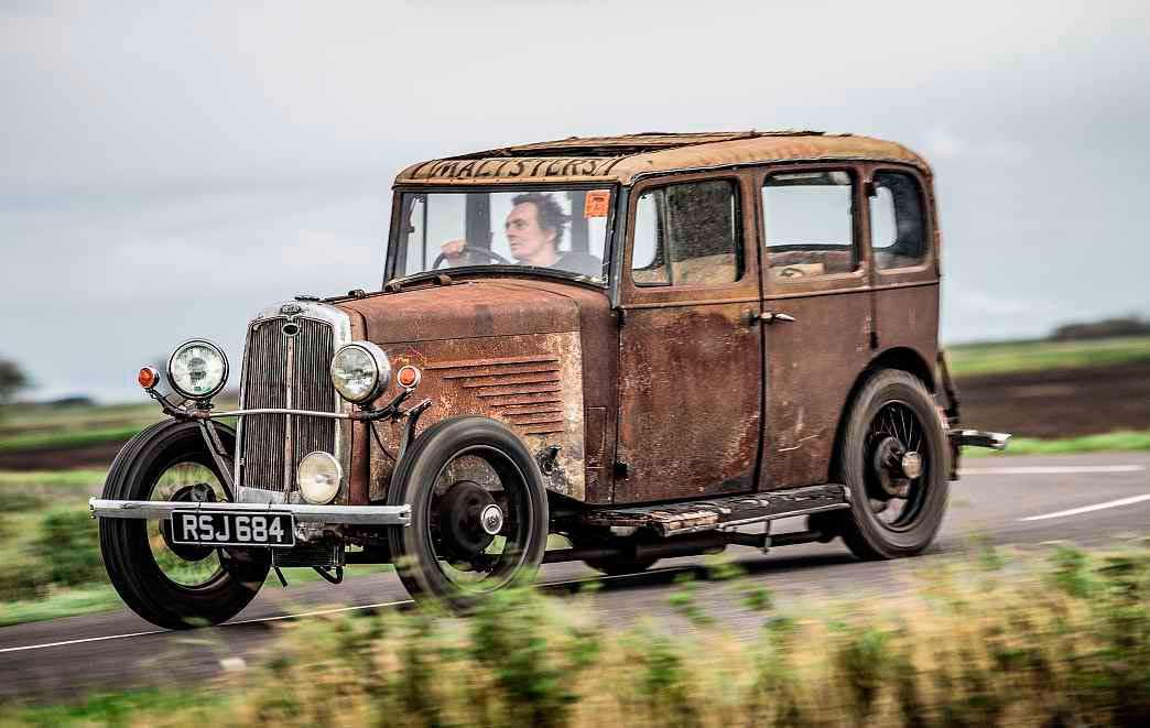 1935 BSA Ten Special