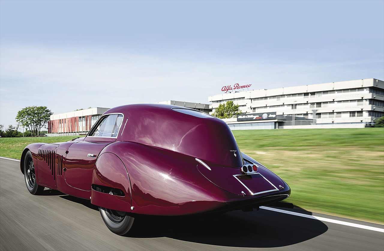 1938 Alfa Romeo 8C 2900 Le Mans