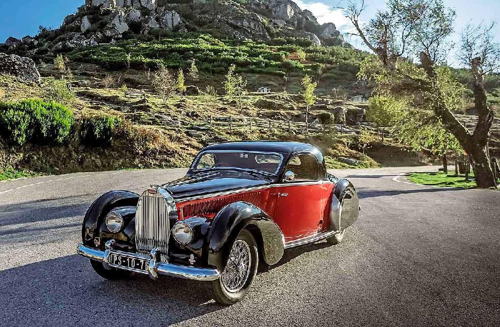 Stunning supercharged 1938 Bugatti Type 57C Atalante