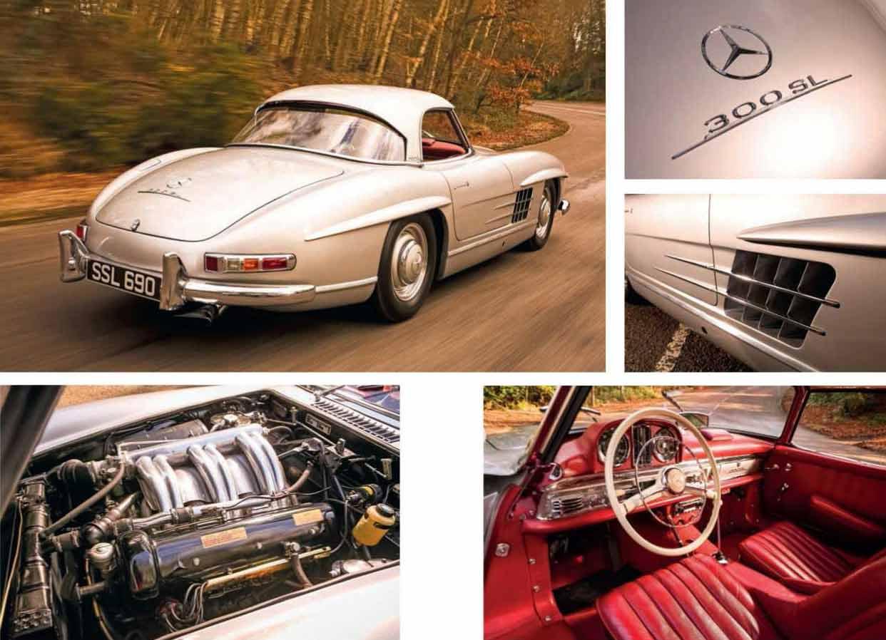 1957 Mercedes-Benz 300SL Roadster W198 II