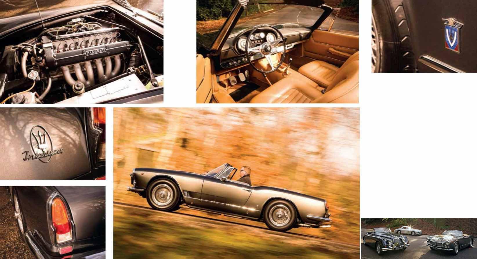 1959 Maserati 3500GT Spyder