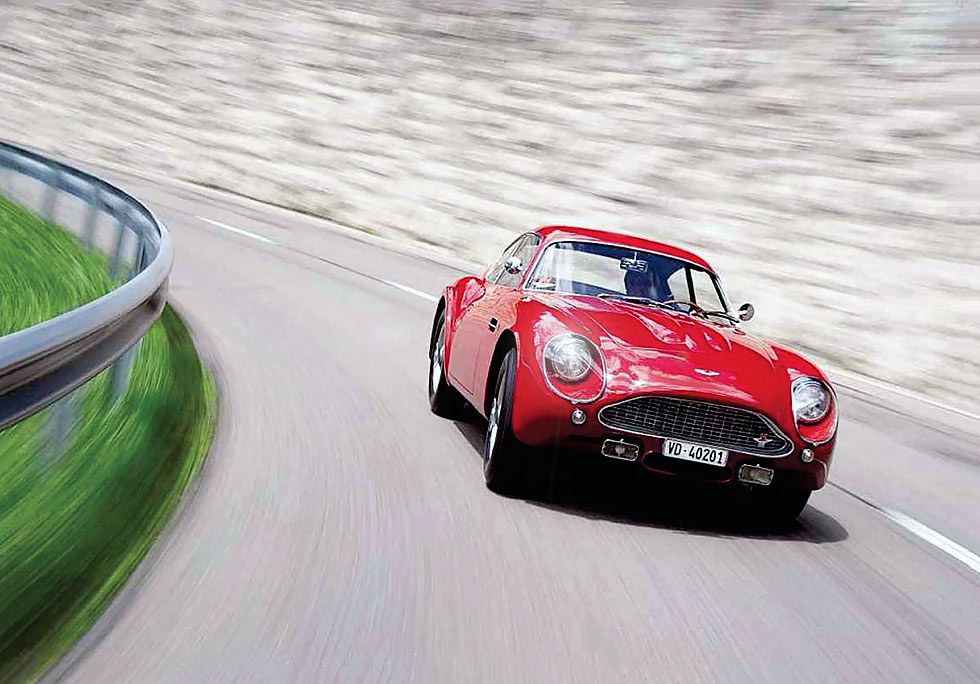 1961 Aston Martin DB4 GT Zagato road test