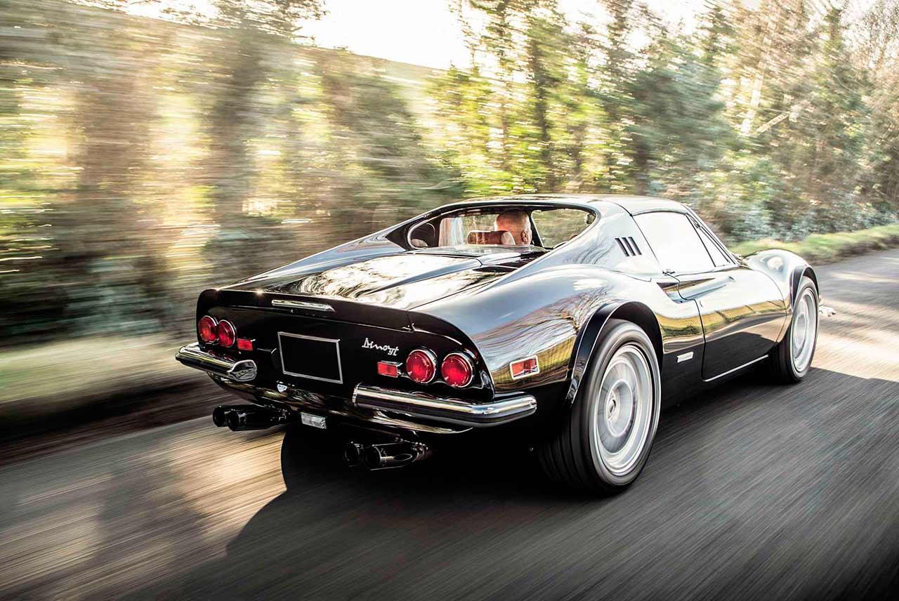 1974 Ferrari Dino V8 400bhp modified classic