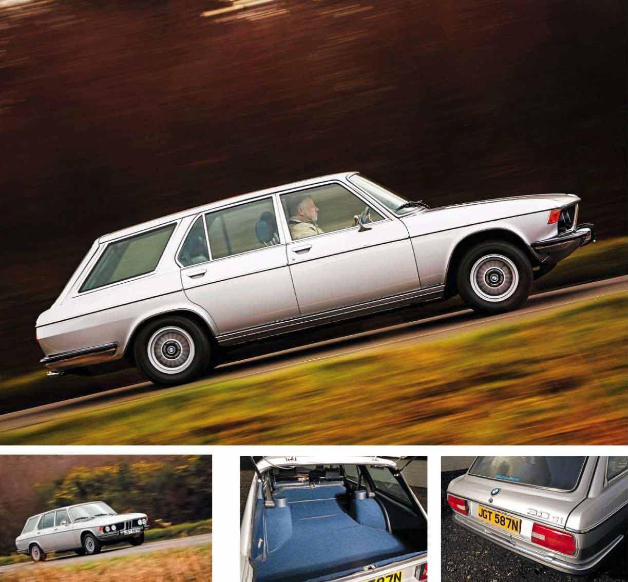 1972 BMW 3.0Si Estate E3