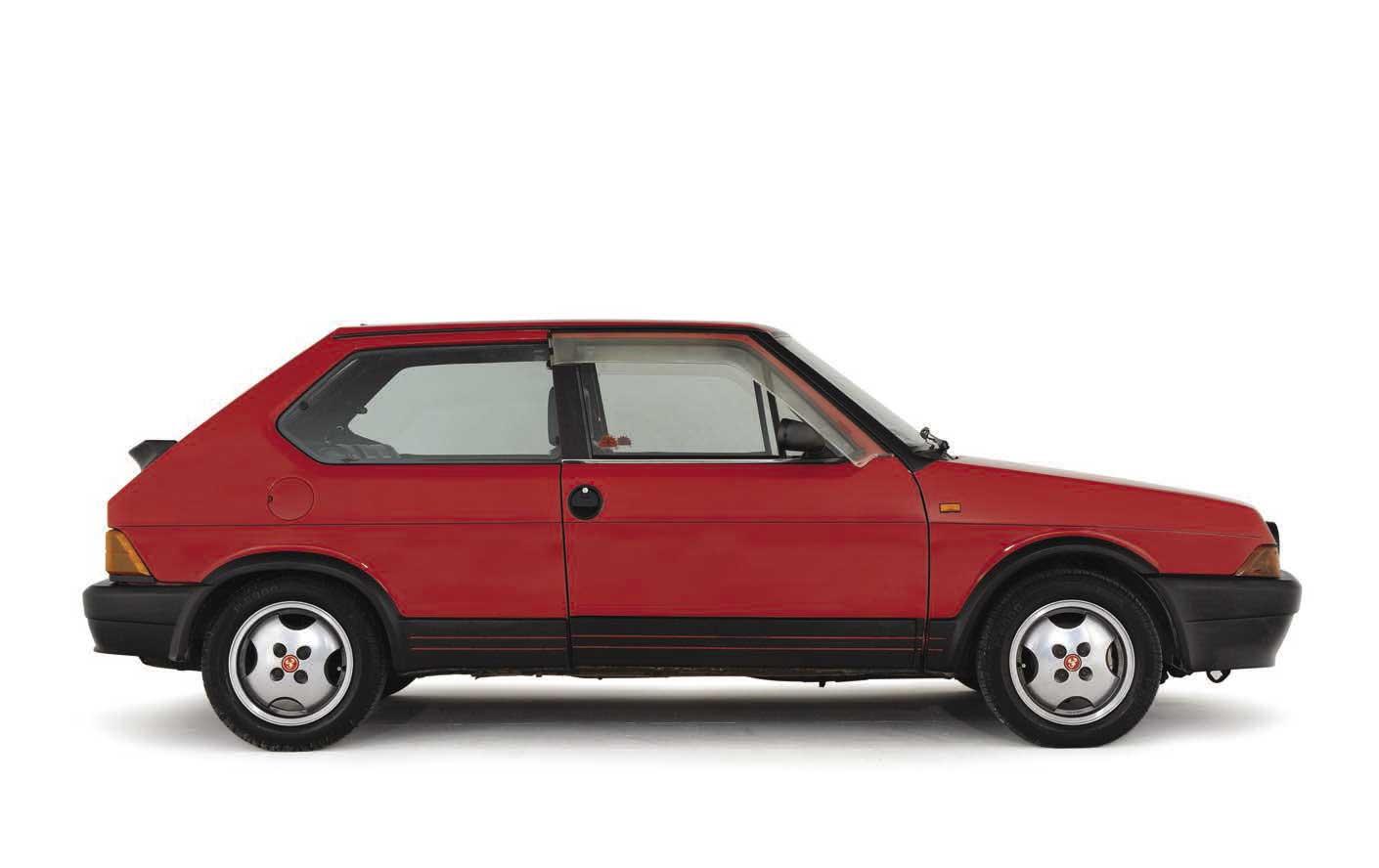 Fiat Strada Abarth 130TC
