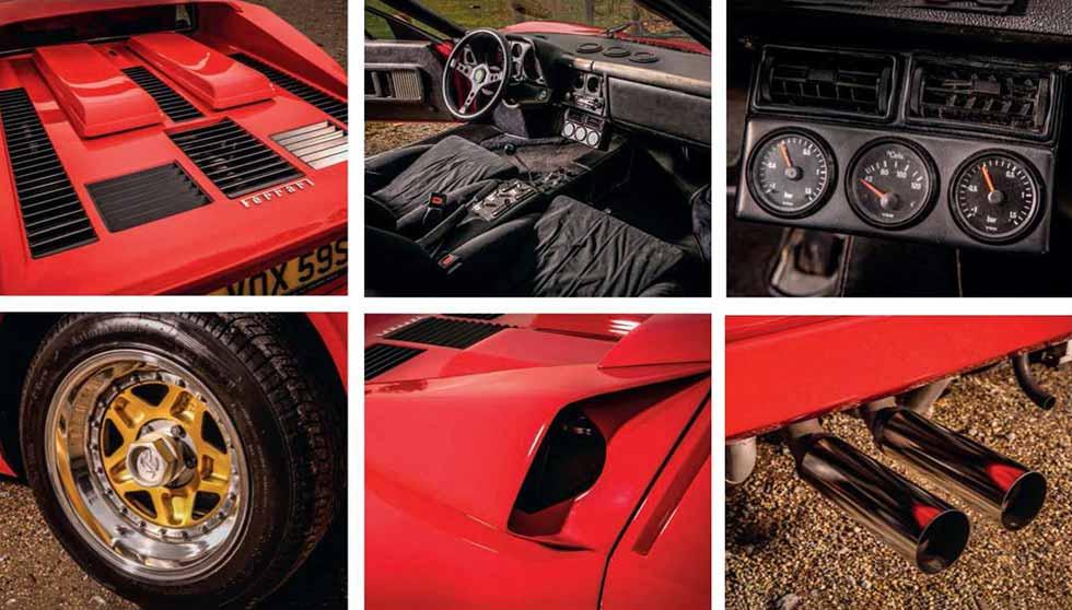 Koenig's 635bhp 1982 Ferrari 512 BBi twin-turbo