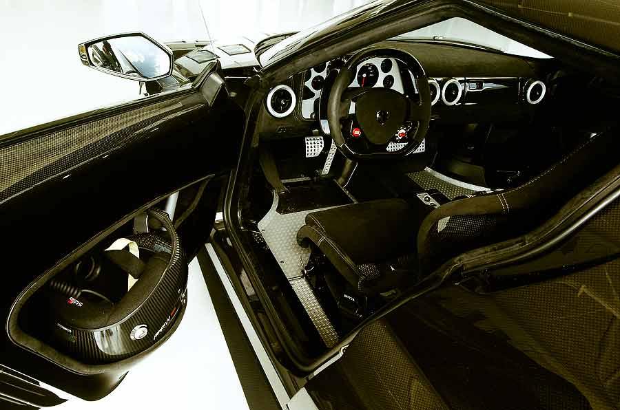 New 2019 Lancia Stratos 542bhp supercar