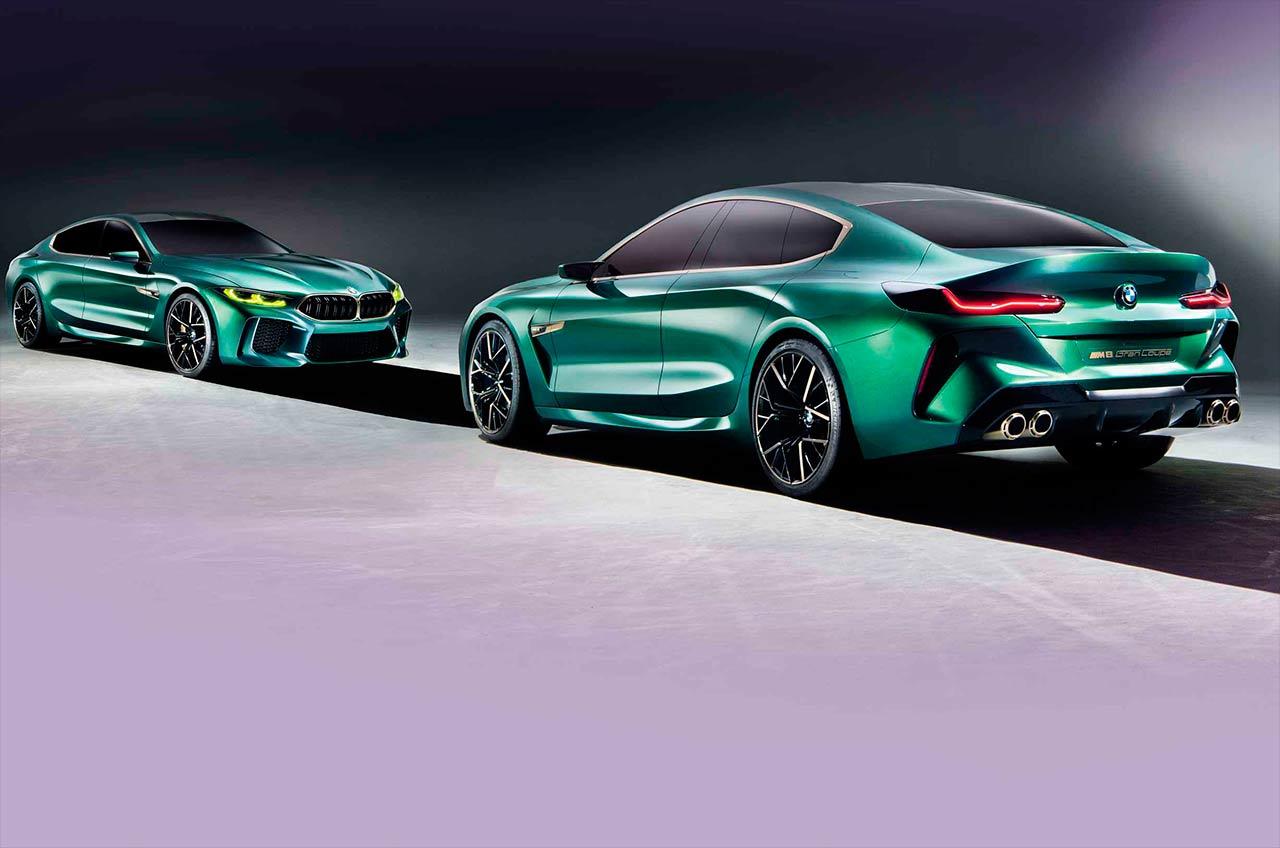 2019 BMW M8 Gran Coupe