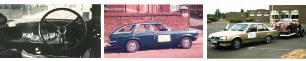 MICHAEL WEIGHT'S CAR CV
