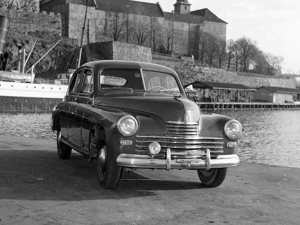 FSO М-20 Warszawa '11.1951 - 05.1957