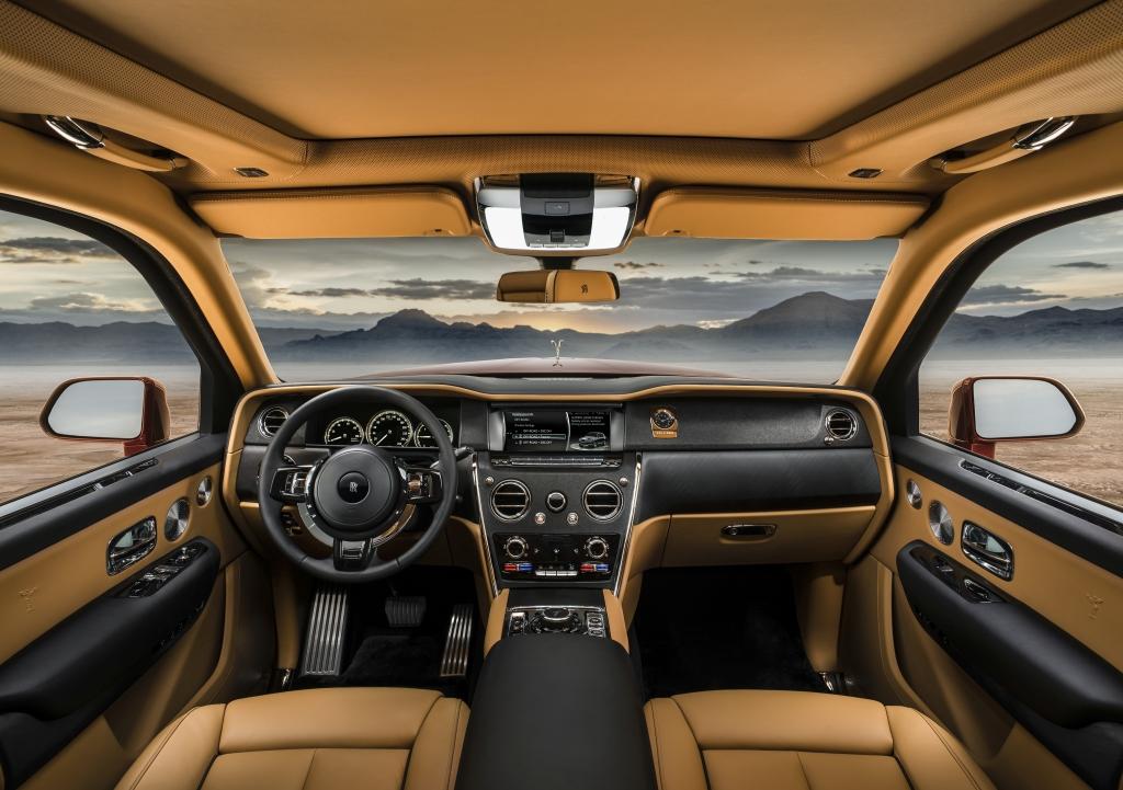 Rolls-Royce Cullinan Worldwide '2018