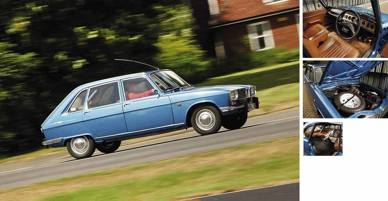 Renault 16TS road test