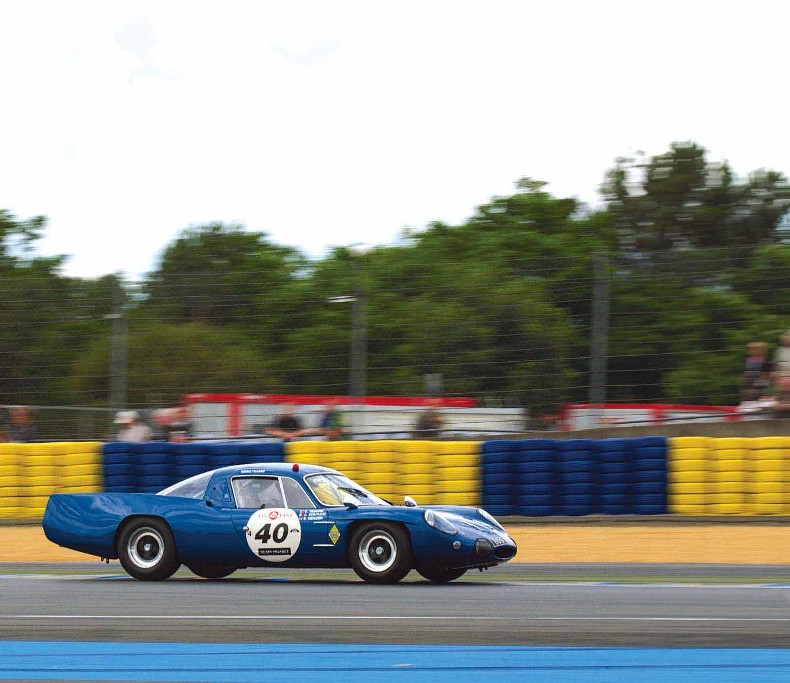 1965 Alpine M65/A210 test