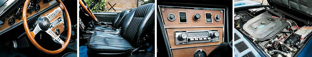 1970 Fiat Dino Spider 2400