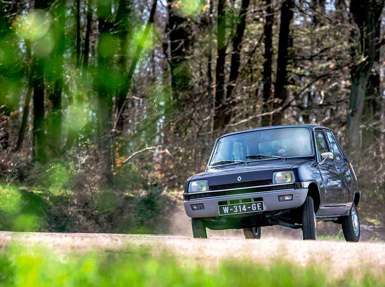 1977 Renault 5TL