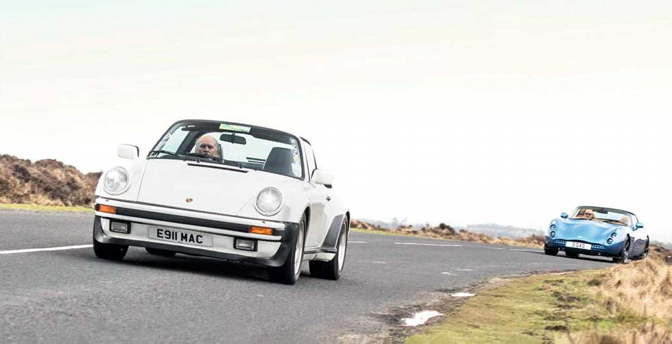 1987 Porsche 911 Carrera 3.2 Targa Supersport G-Series