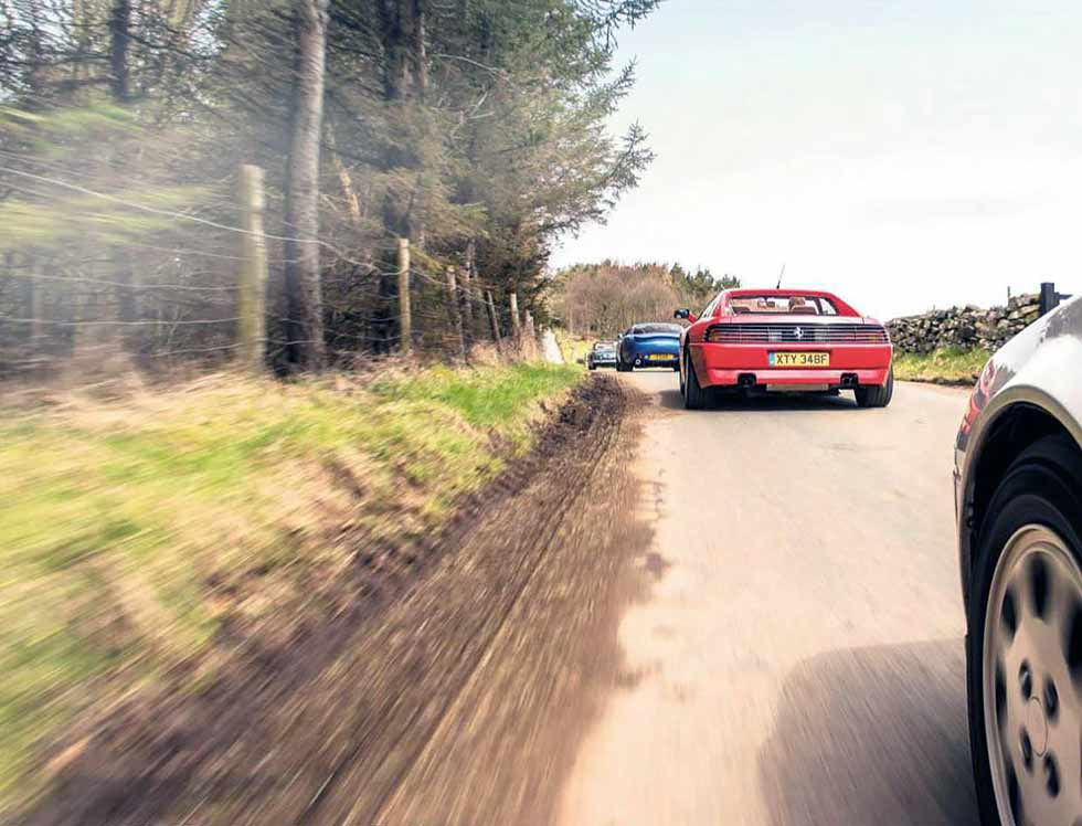 1992 Ferrari 348ts road test