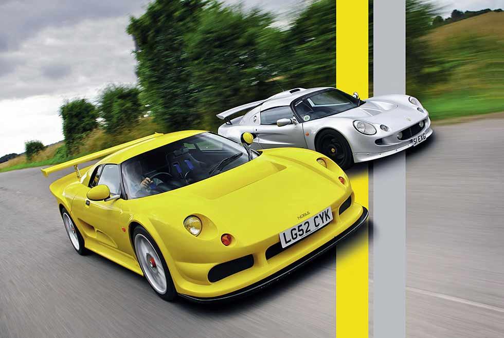 Lotus Exige vs. Noble M12 GTO - road test