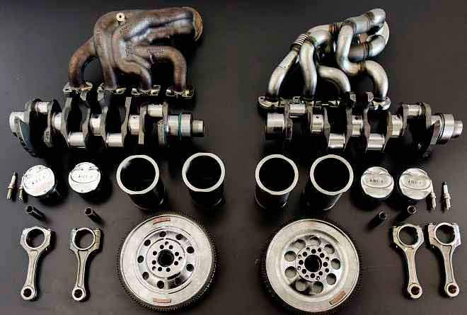 Inside Ferrari's most powerful V8 ever