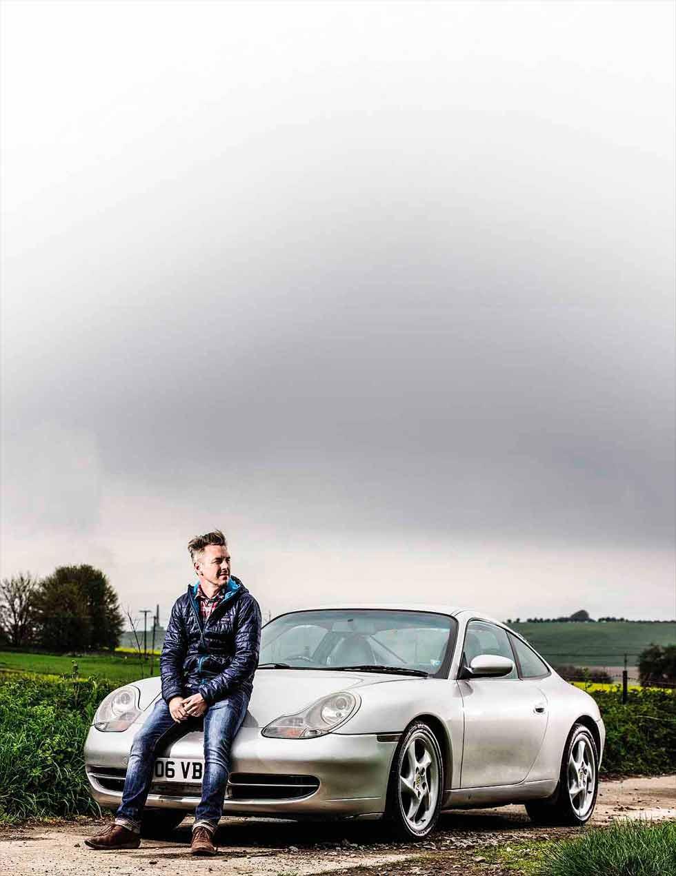 143,000-mile Porsche 911 996 C4