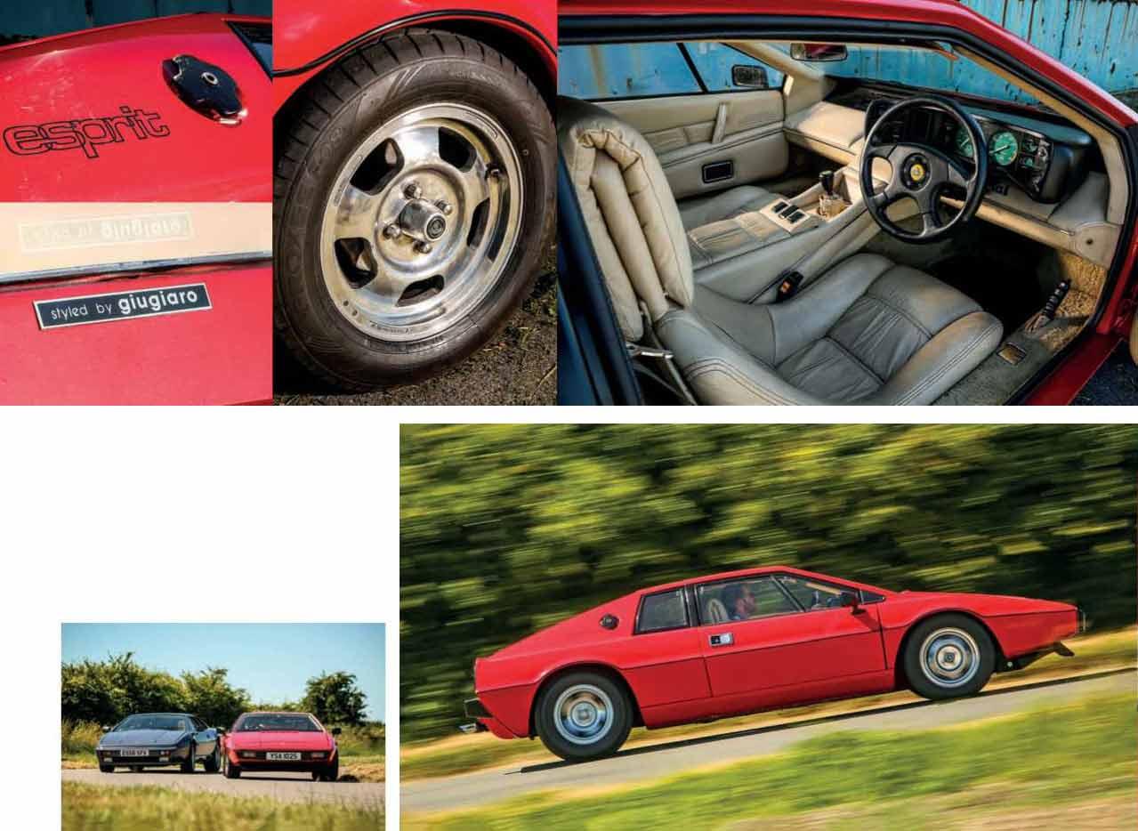 1976 Lotus Esprit 2.2 S1