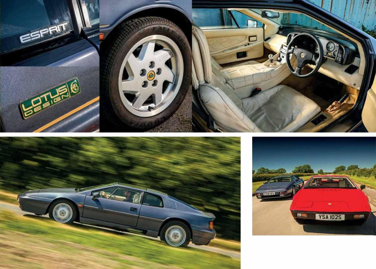 1987 Lotus Esprit SE