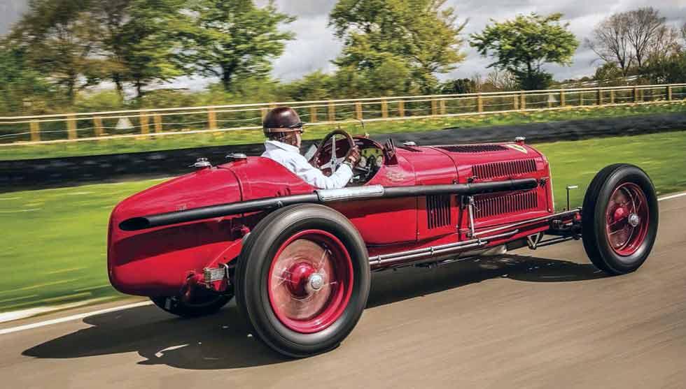1932 Alfa-Romeo Tipo B / P3 Monoposto