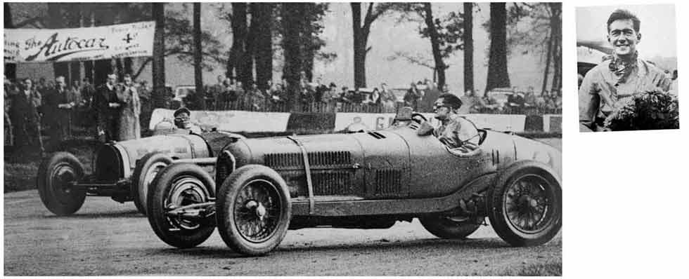 1932 Alfa-Romeo Tipo B / P3 Monoposto - driven