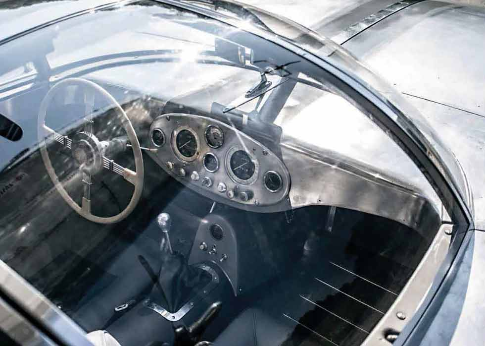 1951 Lysell Rally Ford-V8 160bhp engined - road test