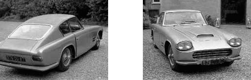 1955 Jaguar XK140 Michelotti-Bodied