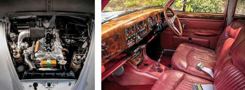 1966 Jaguar S-type Manual road test