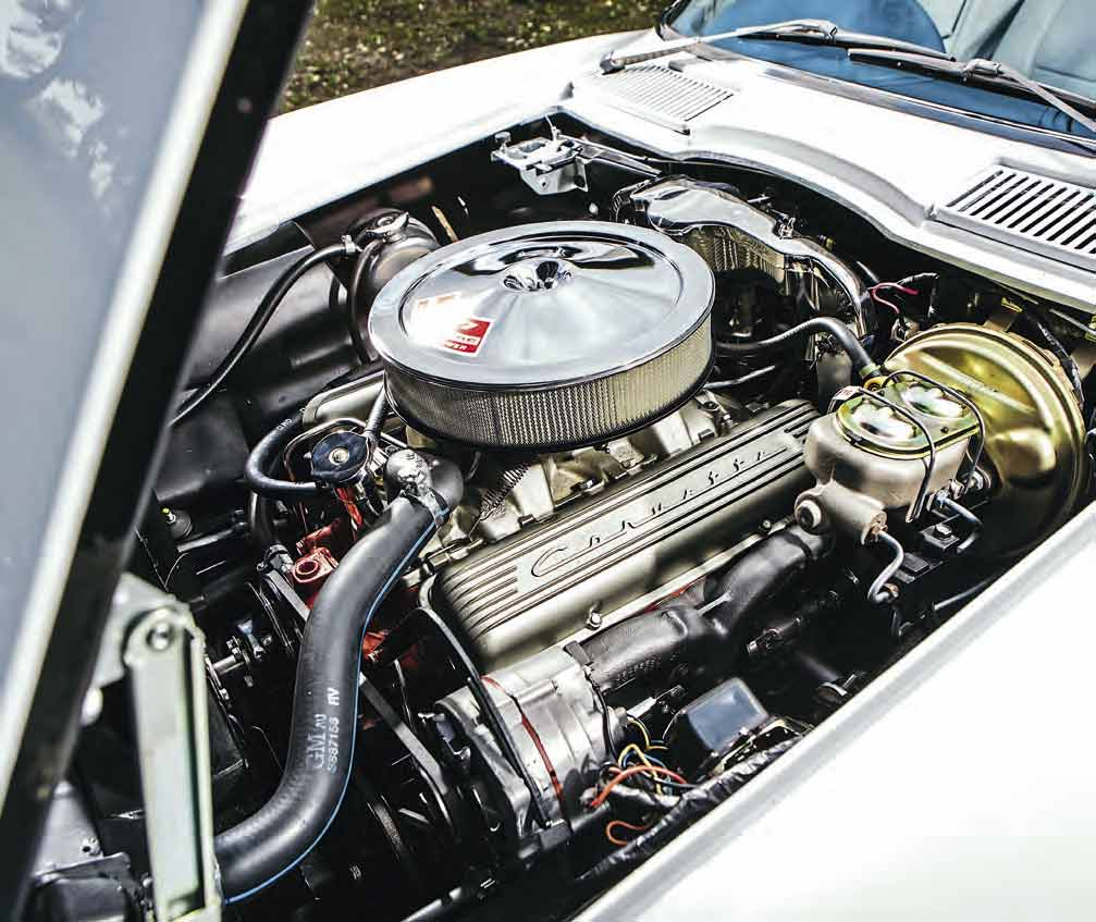 1967 Chevrolet Corvette Sting Ray L-79 C2