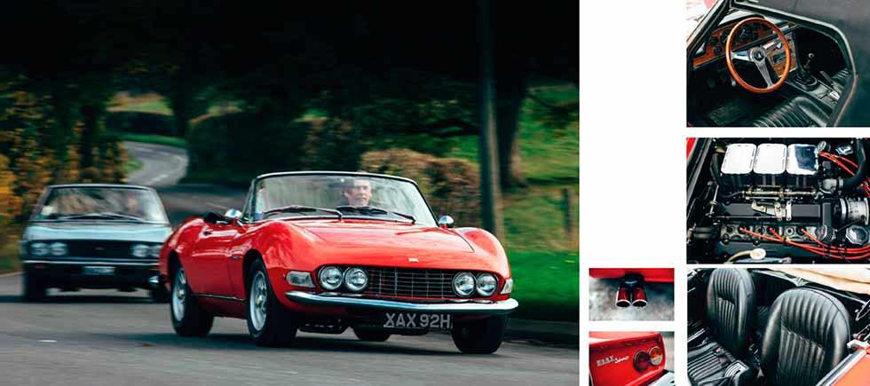 1967 Fiat Dino Spider 2000
