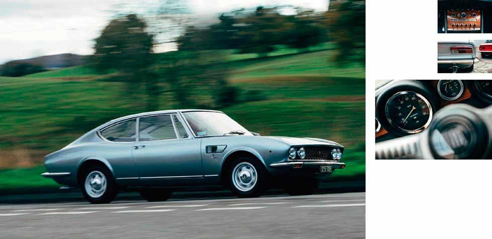 1967 Fiat Dino Coupé 2000