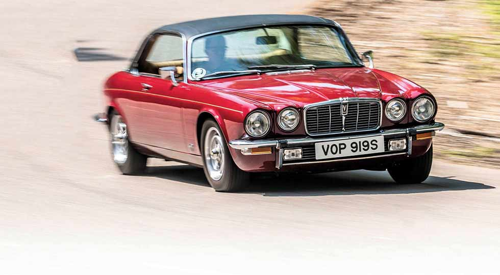 1977 Jaguar XJ5.3C road test