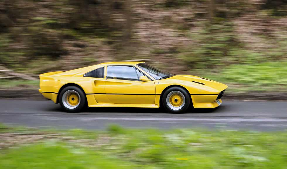 1983 Koenig Specials Ferrari 308GTSi - road and track test
