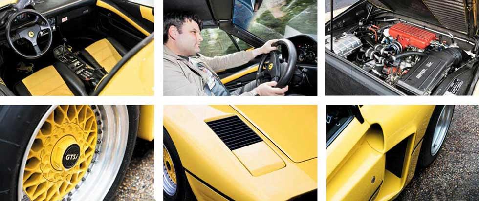 1983 Koenig Specials Ferrari 308GTSi - road and track test