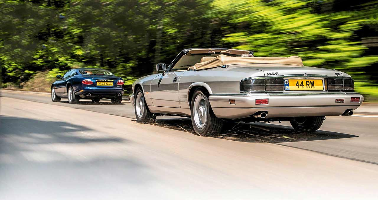 1994 Jaguar XJS 4.0 Convertible Automatic road test
