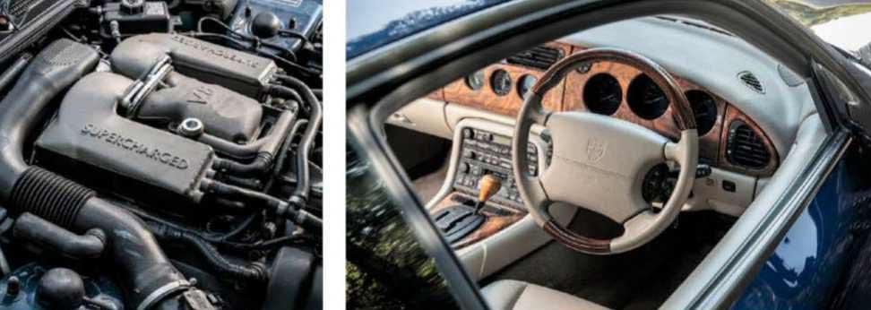 2000 Jaguar XKR X100