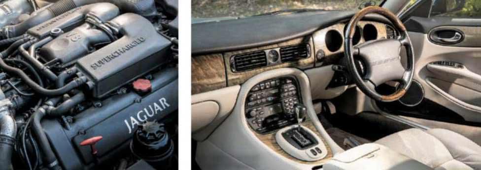 2002 Jaguar XJR X308