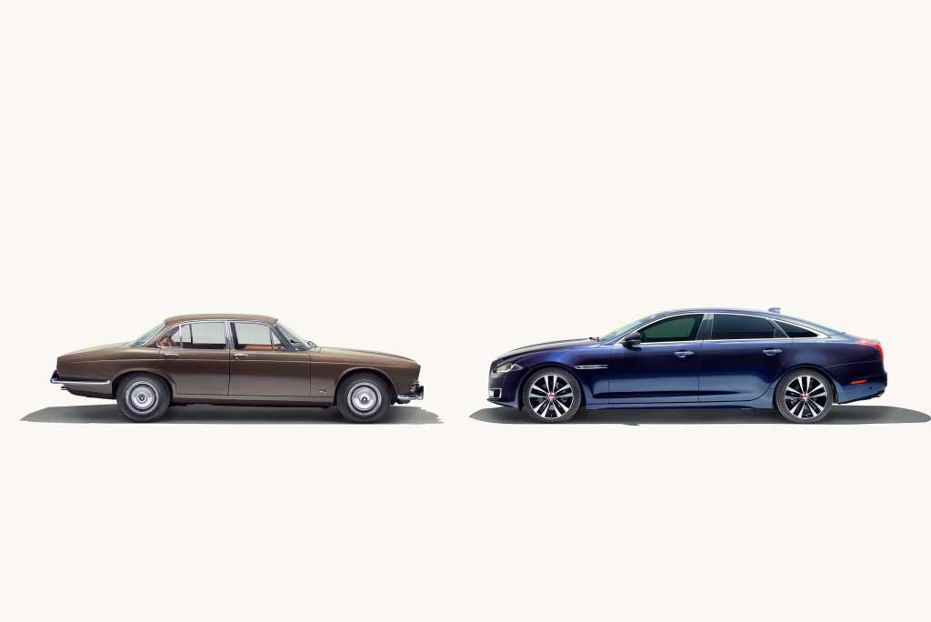 Another Jaguar XJ hit at 50