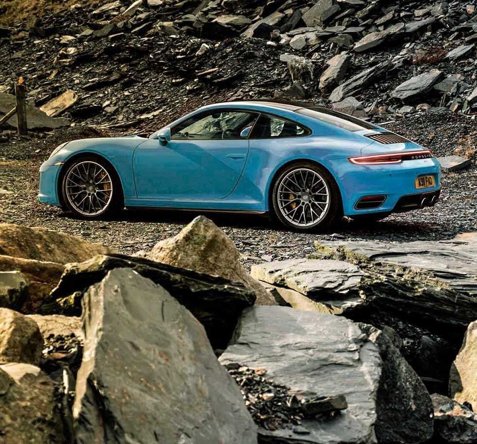 2019 Porsche 911 992-Series