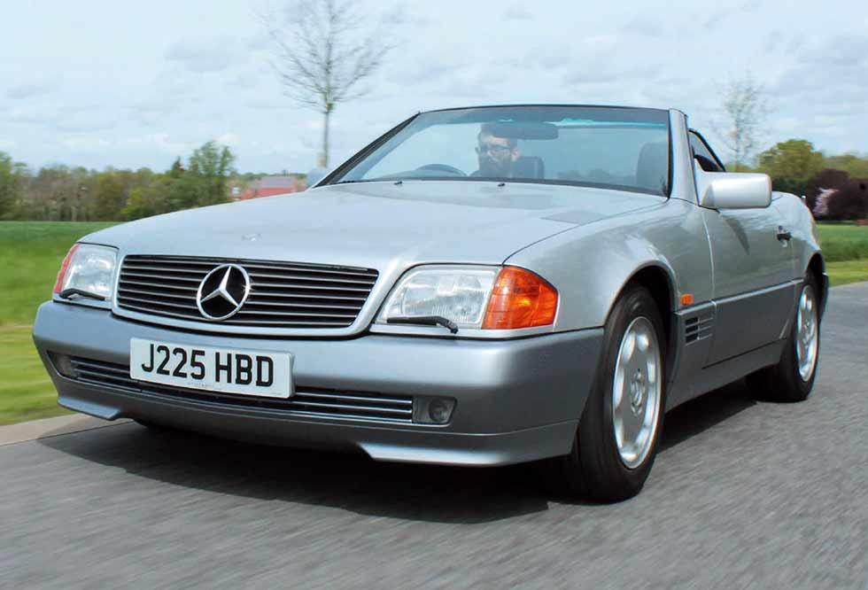 1991 Mercedes-Benz 300SL R129