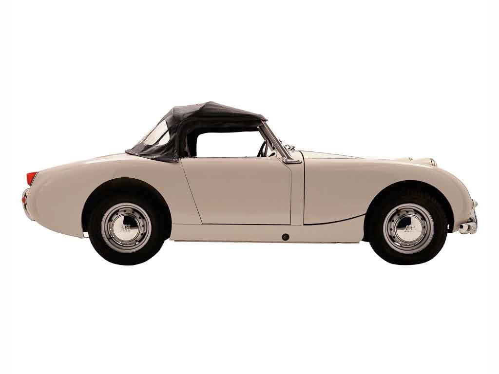 Austin Healey Sprite (MkI) '1958-1961