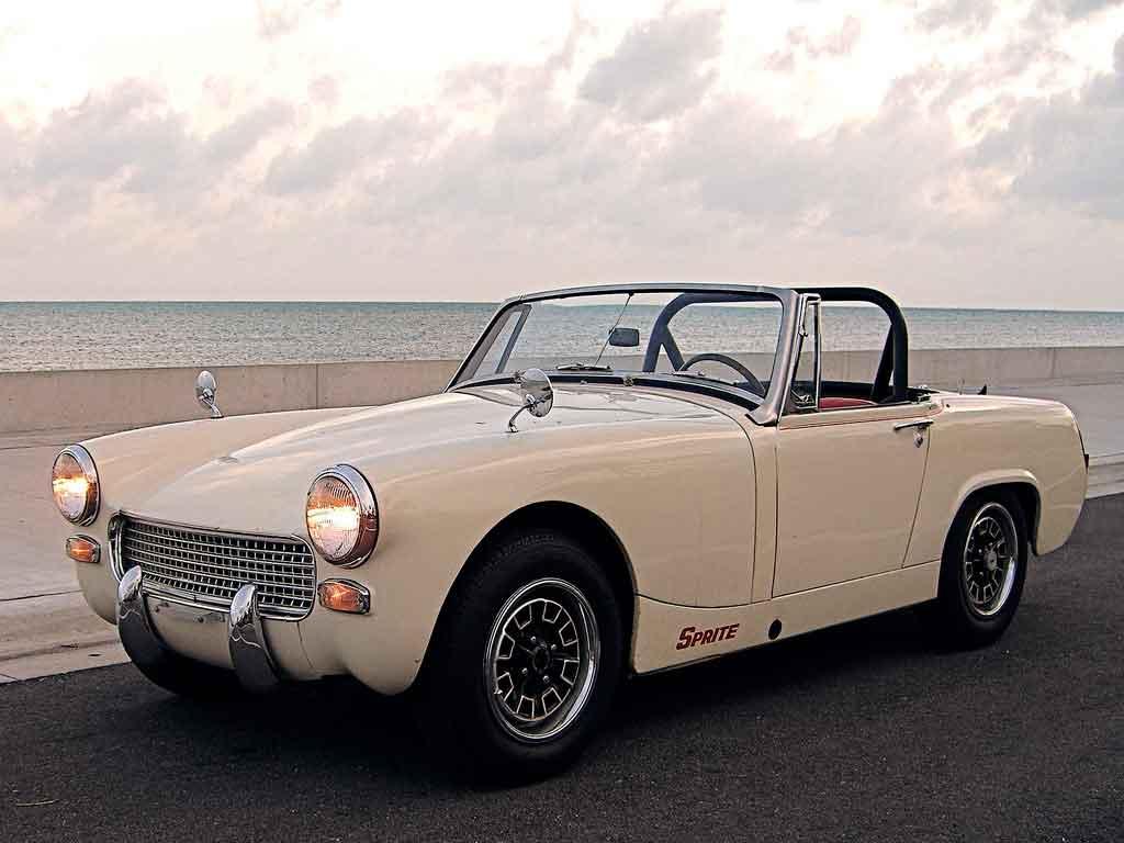 Austin Healey Sprite (MkIII) '1964-1966