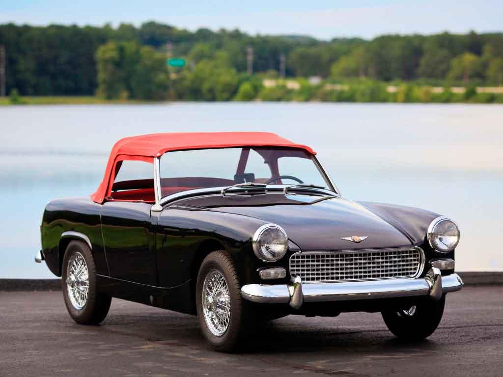 Austin Healey Sprite (MkII) '1961-1964