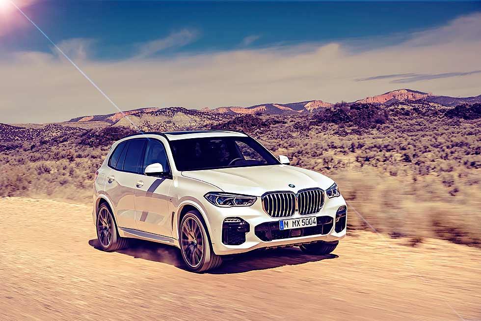 2019 BMW X5 xDrive30d M Sport G05