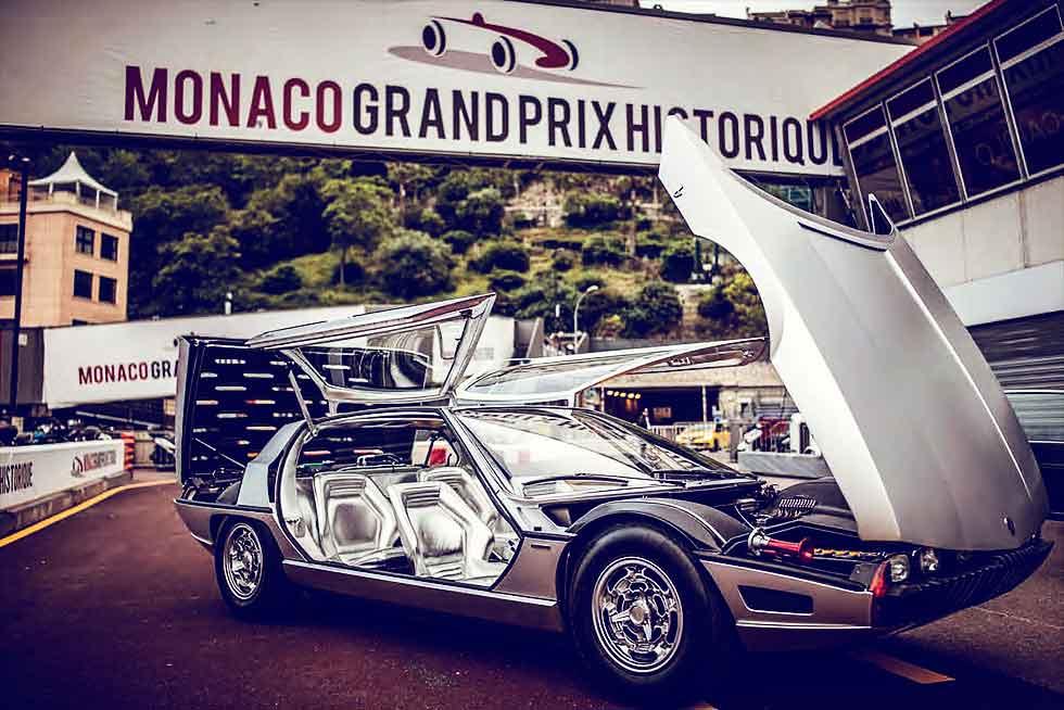 Lamborghini Marzal Monaco