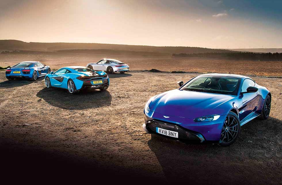 2018 Aston Parrott and Drive-My
